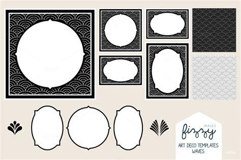 13 x art deco invite templates invitation templates on
