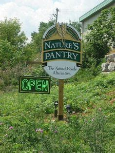 Natures Pantry State College we grocers on garden of