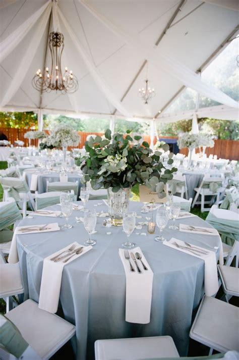 light blue wedding centerpieces 25 best ideas about dusty blue on wedding