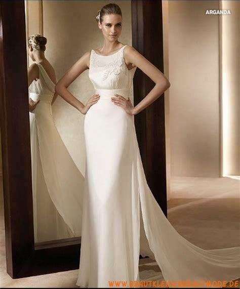brautkleid schlicht elegant