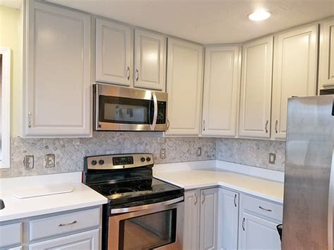 varnish kitchen cabinets best white painted kitchen cabinets ideas the clayton design