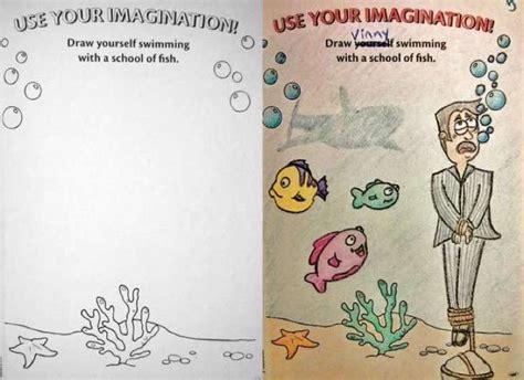 29 dibujos para colorear de niños que mentes malignas
