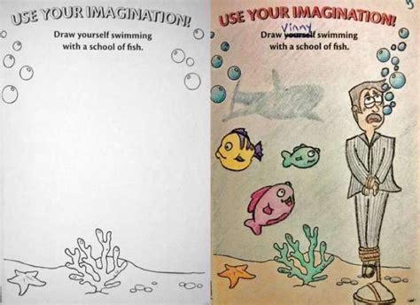 29 Dibujos Para Colorear De Ninos Que Mentes Malignas