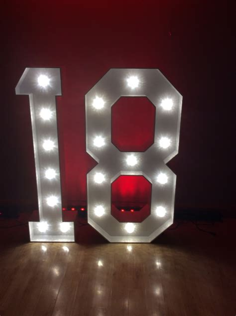 lit up light up letters light up letters hire