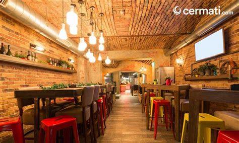 restoran unik  hemat  jakarta  wajib dikunjungi