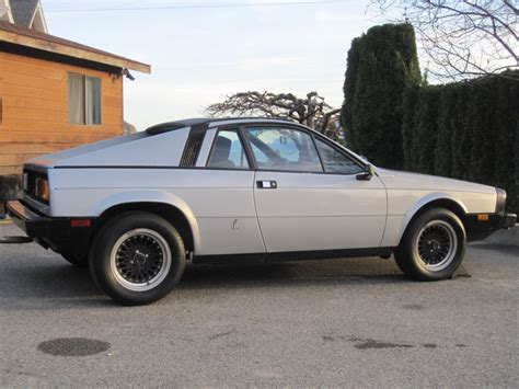 1976 Lancia Scorpion Solid Complete Easy 1976 Lancia Scorpion Project