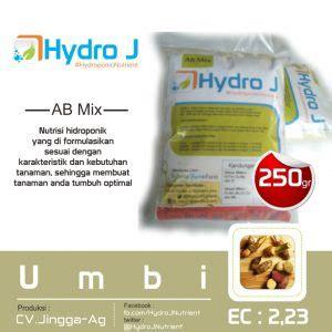 Ab Mix Daun Pekatan 500ml Serbuk Nutrisi Hidroponik Sayuran Daun hydro j nutrisi umbi 500ml pekatan 250gr jual tanaman