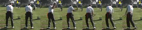 justin rose swing sequence optimal weight shift in the full