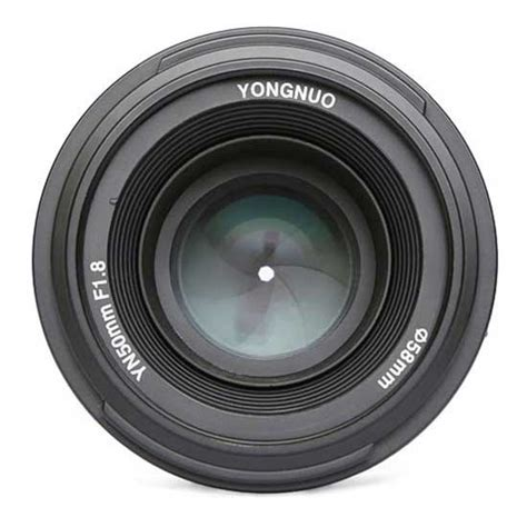 Lensa Yongnuo 50mm F1 8 Nikon jual lensa yongnuo lensa nikon 50mm f1 8 harga murah