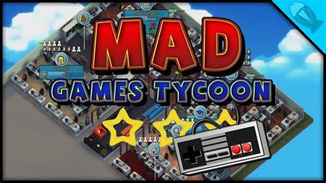 game dev tycoon 2 virus gameplays youtube what is mad games tycoon it s kinda like game dev story
