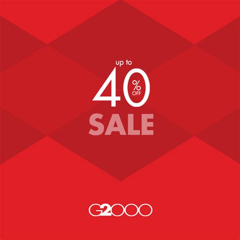 g2000 new year sale g2000 philippines sale until january 27 2016 manila