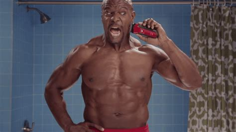 terry crews advert video old spice s latest advert featuring terry crews is
