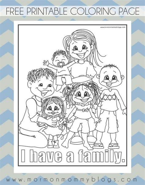 17 best images about lds coloring pages on pinterest the