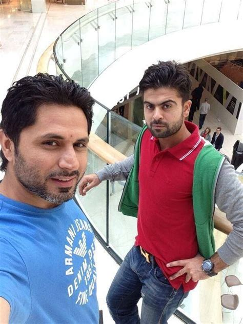 ahmed shahzad mushtaq afridi cricketers