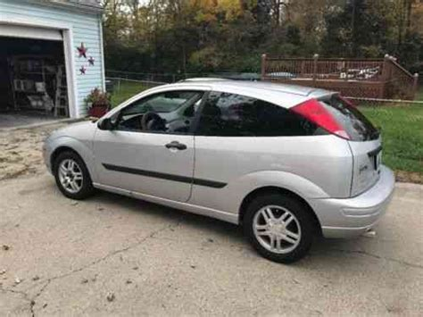 ford focus zx3 2003 ford focus zx3 5 speed manual used classic cars