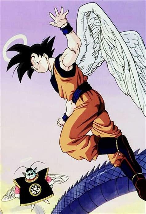 imagenes de goku angel goku angel and wings on pinterest