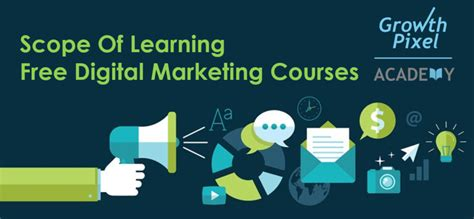 Digital Marketing Degree Course - why learn free digital marketing courses and