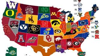 map us colleges 25 maps that explain college football sbnation