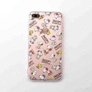 Peanuts Snoopy Sleep V 2098 Iphone 6 6s best snoopy iphone 6 cases products on wanelo