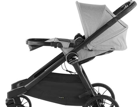 city select double stroller recline baby jogger city select lux double stroller taupe