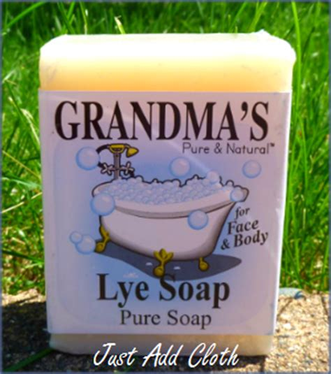 grandma s pure and natural summer survival soap review just add cloth