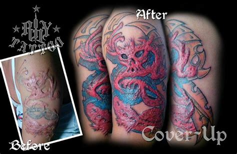 tattoo with keloid my first ever keloid extreme cover up tattoo rhy tattoo