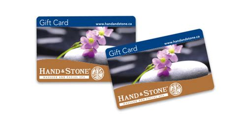 Do Gift Cards Have Sales Tax - spa gift cards gift certificates hand stone massage and facial spa