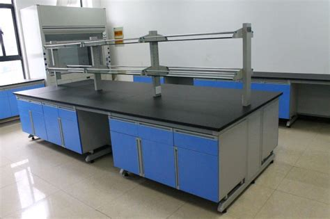 lab test bench electrical test bench steel wood laboratory island bench table buy stainless steel