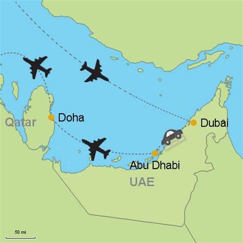 abu dhabi and dubai map dubai and abu dhabi map travel maps and major tourist