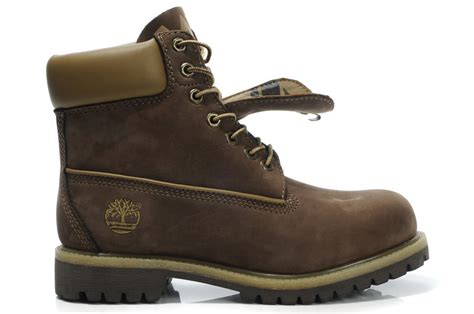 s 6 inch tongue boot brown