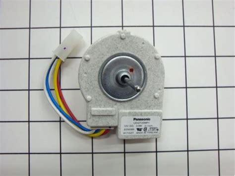 roper refrigerator evaporator fan whirlpool jenn air kitchenaid maytag roper admiral sears