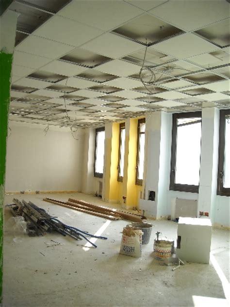 controsoffitti per uffici pavimenti sopraelevati e controsoffitti per spazi ufficio