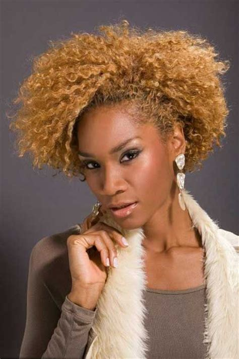 short afro haircuts for women with color short hairstyles for black women 2013 9 afrocentric