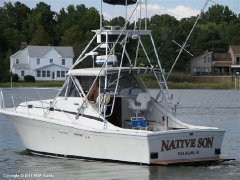 salty dog boat name 1984 uniflite 28 salty dog boats yachts for sale