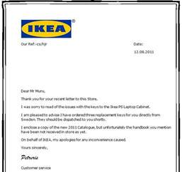 Complaint Letter No Response Exle Response To Customer Complaints