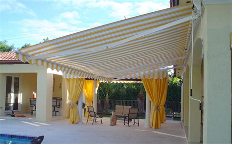 Retractable Awnings For Homes Retractable Awning Residential Gallery