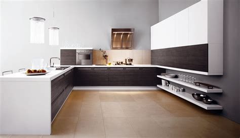 Dark Stained Kitchen Cabinets by 3 Characteristics You Cannot Miss In Italian Kitchen Decor