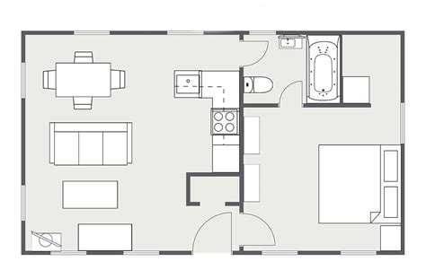 1 bedroom house plans wwwgenerationyhousescom one bedroom design small house