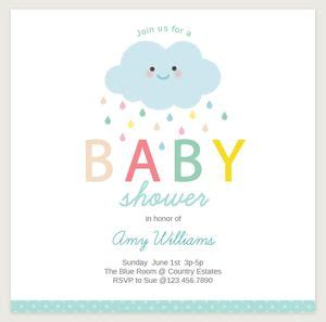 baby shower rsvp cards templates 19 sets of free baby shower invitations you can print