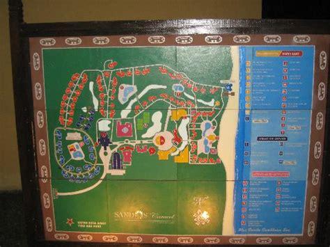 eco resort map select club pool picture of sandos caracol eco resort