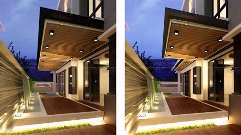 semi  house interior design malaysia  description