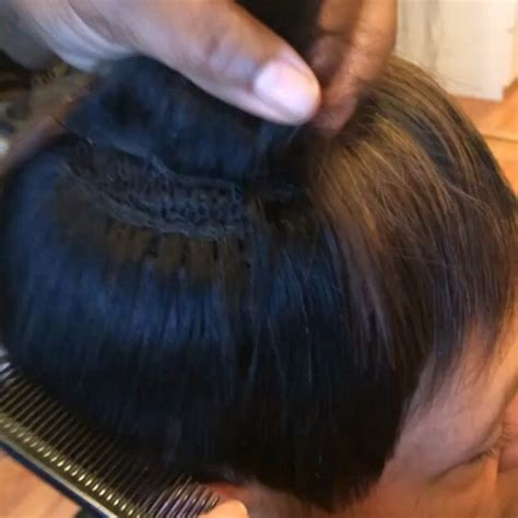 pixie cut glue in extensions 17 best images about unbeweavable weaves hair extensions