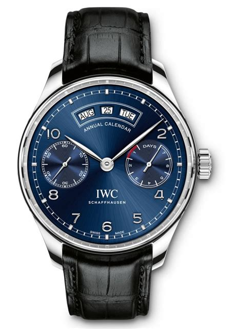 oris iwc celebrate anniversaries with new watches