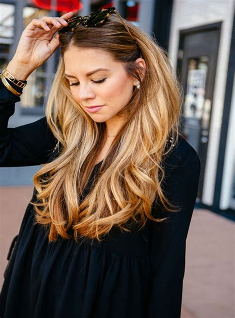 17 easy long hairstyles shall help you relax about your