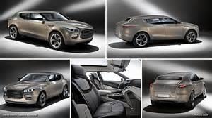 Aston Martin Lagonda Concept 2009 Aston Martin Lagonda Concept Caricos