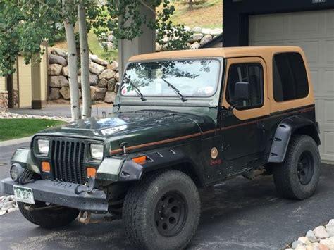 rally jeep wrangler rally tops quality hardtop for jeep wrangler yj 1986 1995