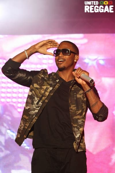trey songz jamaican song trey songz 169 steve james reggae sumfest 2012 8300