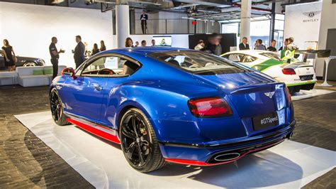 bentley continental 2017 2017 bentley continental gt speed unveiled in nyc