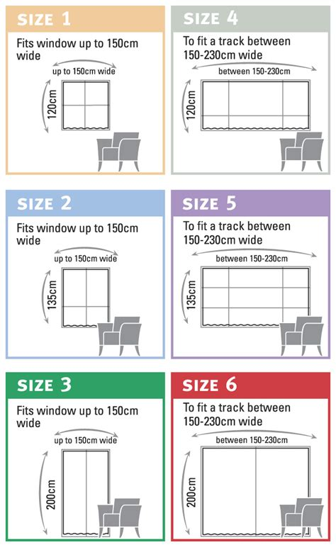 Typical Curtain Lengths Soozone