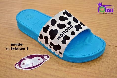Monobo Jello 2 monobo l จำหน ายรองเท าแฟช นโมโนโบ ลำลอง สวม ห หน บ ส นต ก ร ดส น l รองเท า รองเท าผ าใบ